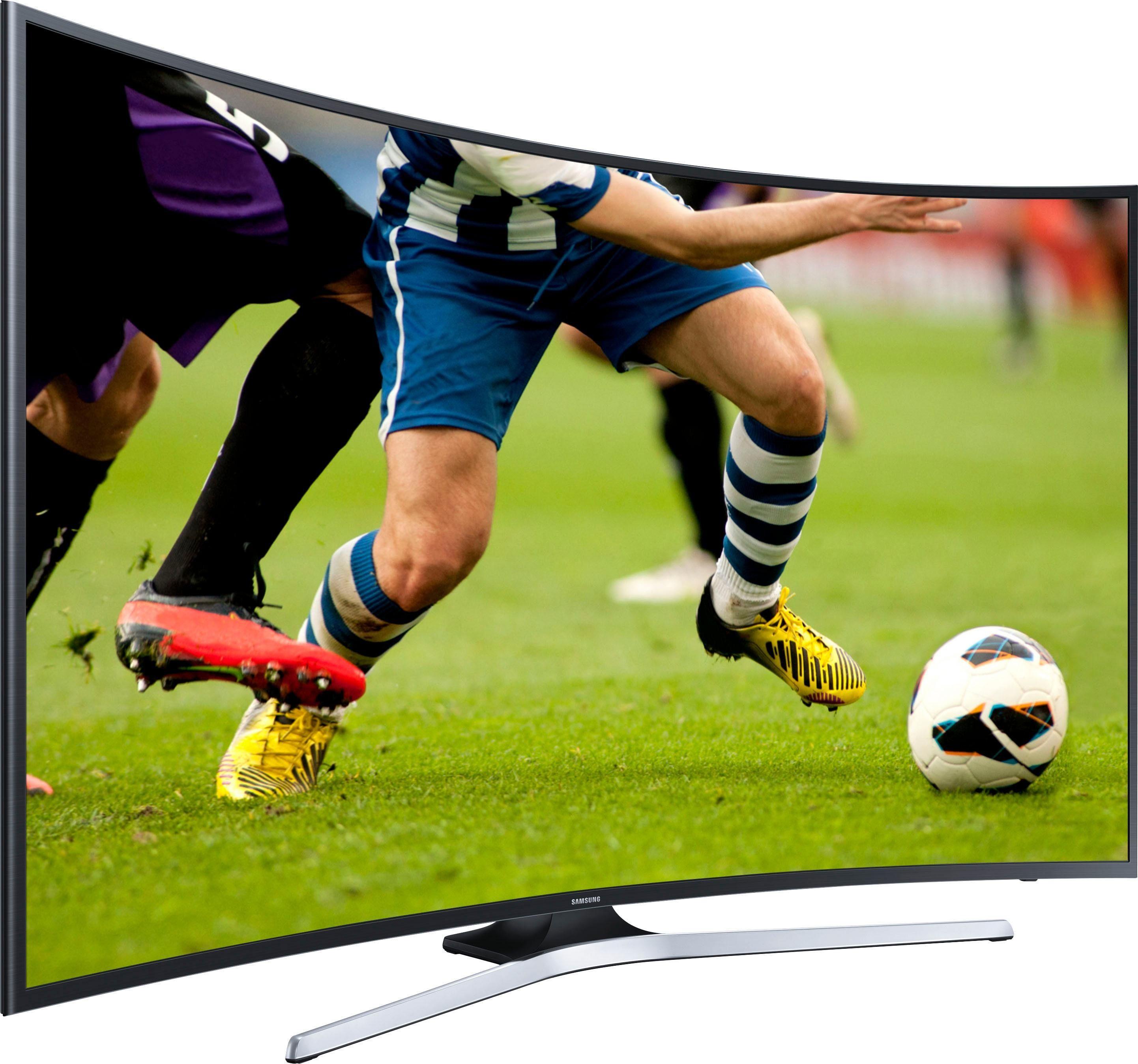 Samsung UE55MU6279 Curved-LED-Fernseher (55 Zoll, 4K Ultra HD, Smart-TV)