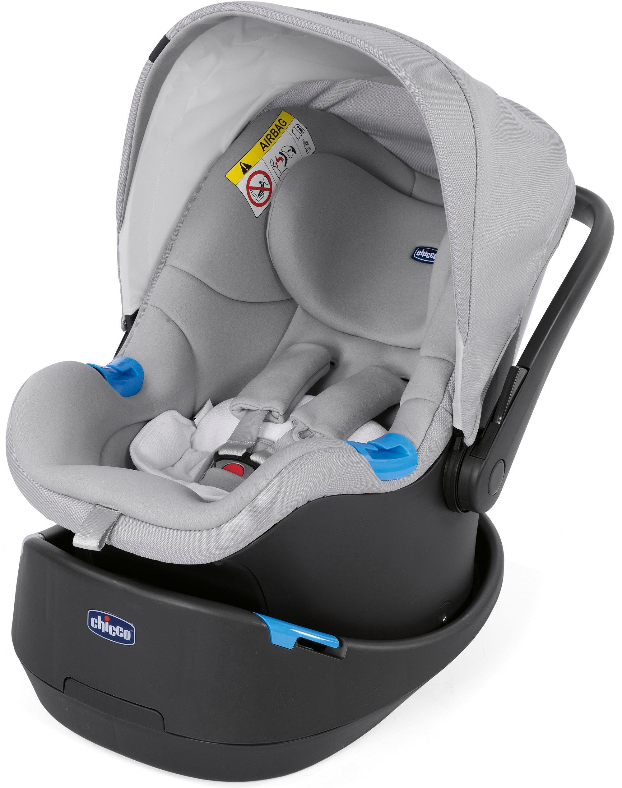 Chicco® Autositz, 0 - 13 kg, »Oasys 0+ Up, Pearl«