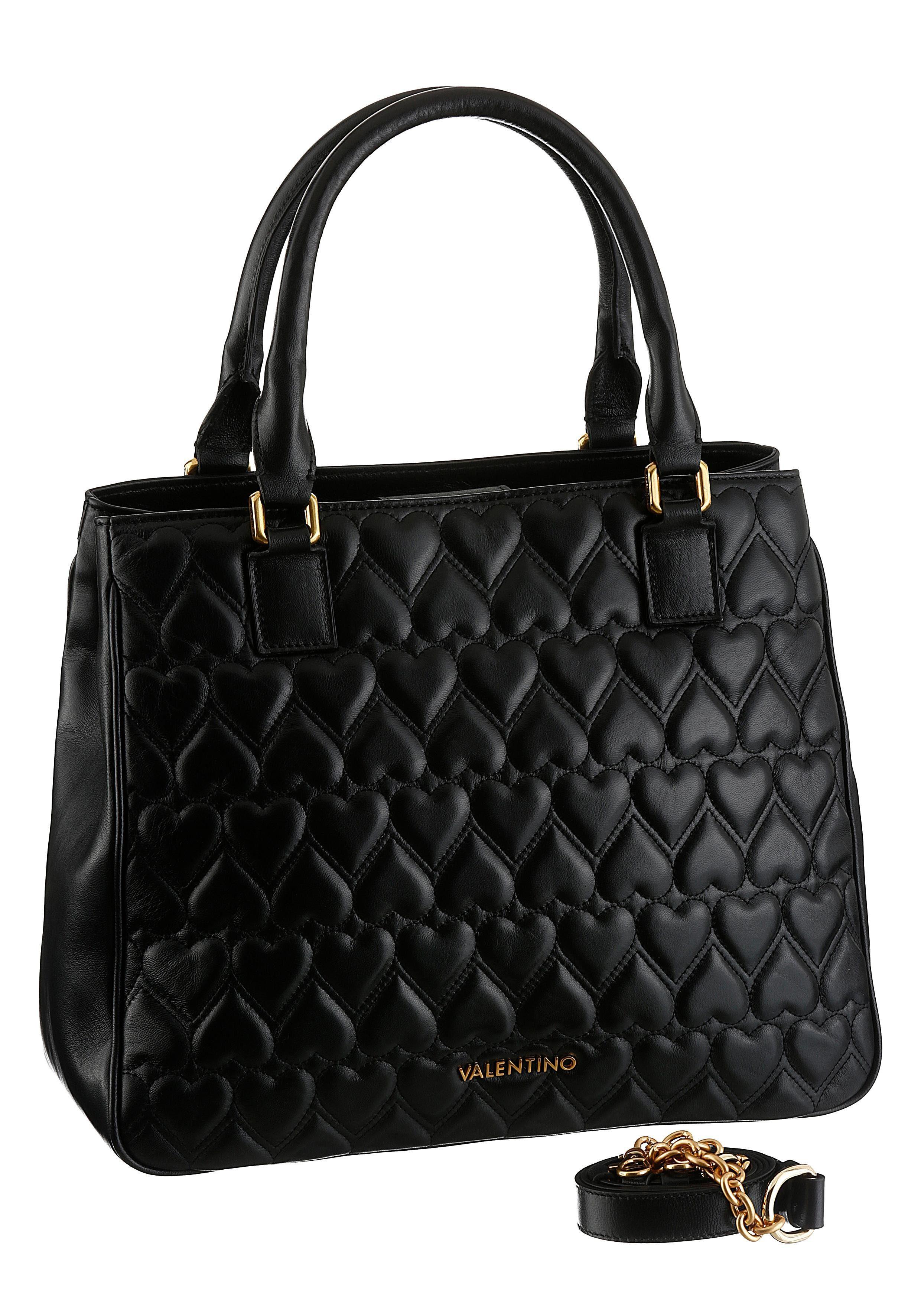 Valentino handbags Shopper »MIAMI«, mit Herz-Prägung
