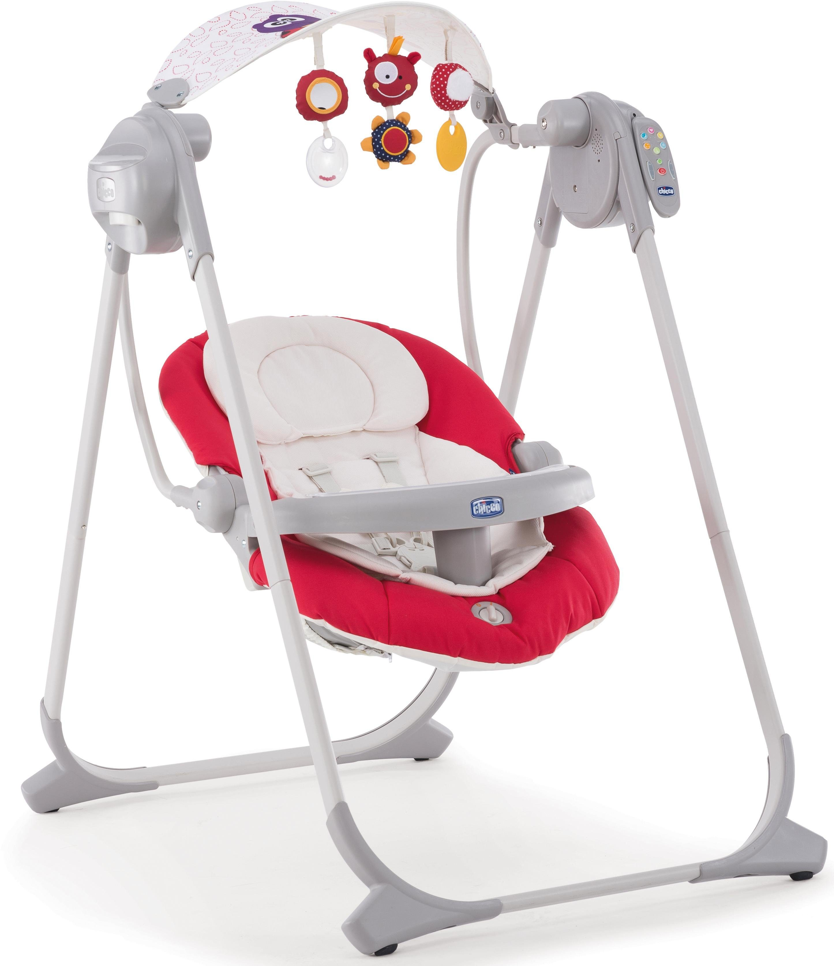 Chicco® Babyschaukel, »Polly Swing Up, Paprika«
