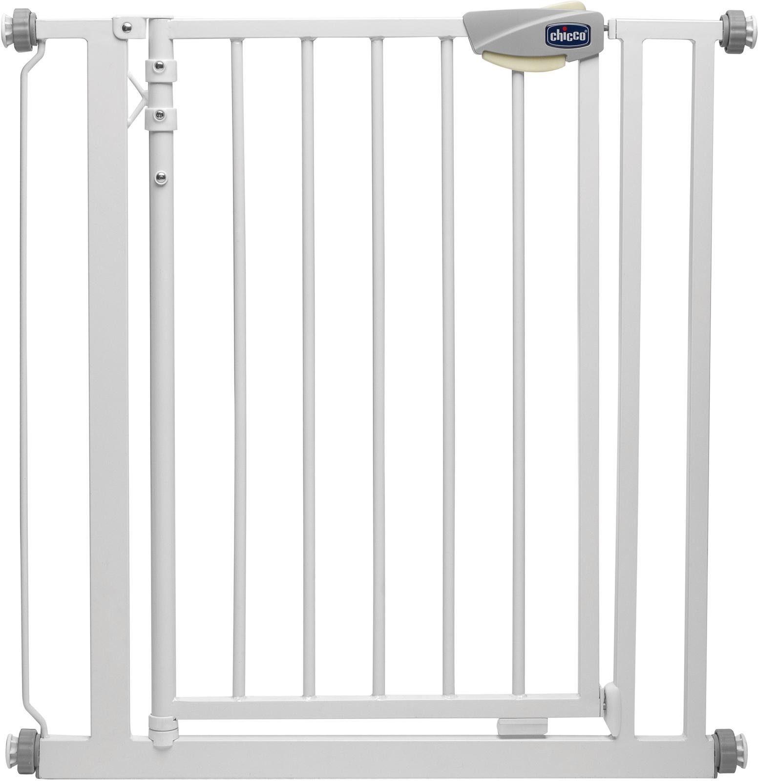 Chicco® Türschutzgitter, selbstschließend, »Nightlight«