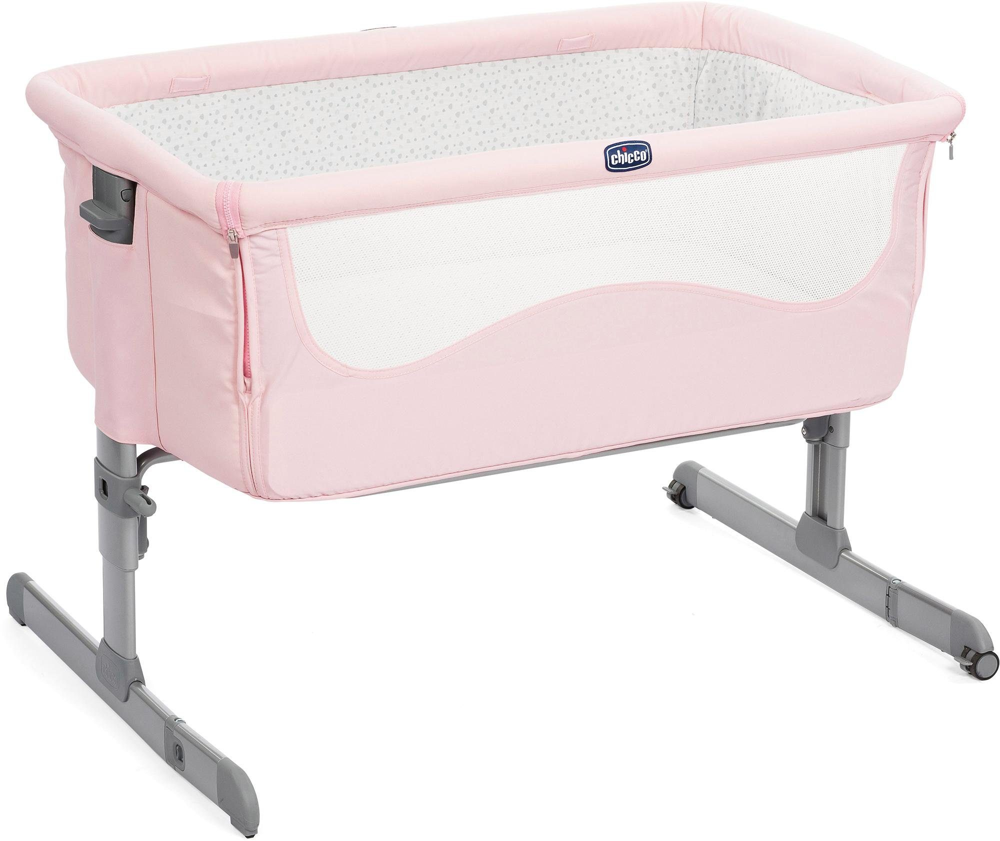 Chicco® Beistellbett, »Next2Me, French Rose«