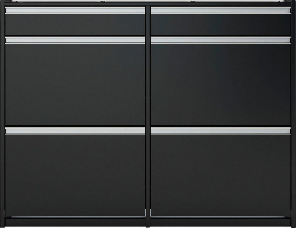 inosign schuhschrank skyline breite 124 cm otto. Black Bedroom Furniture Sets. Home Design Ideas