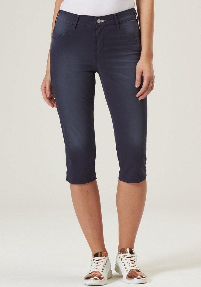 pioneer authentic jeans - PIONEER Capri Hose Damen »kurze Damenhose KATY«