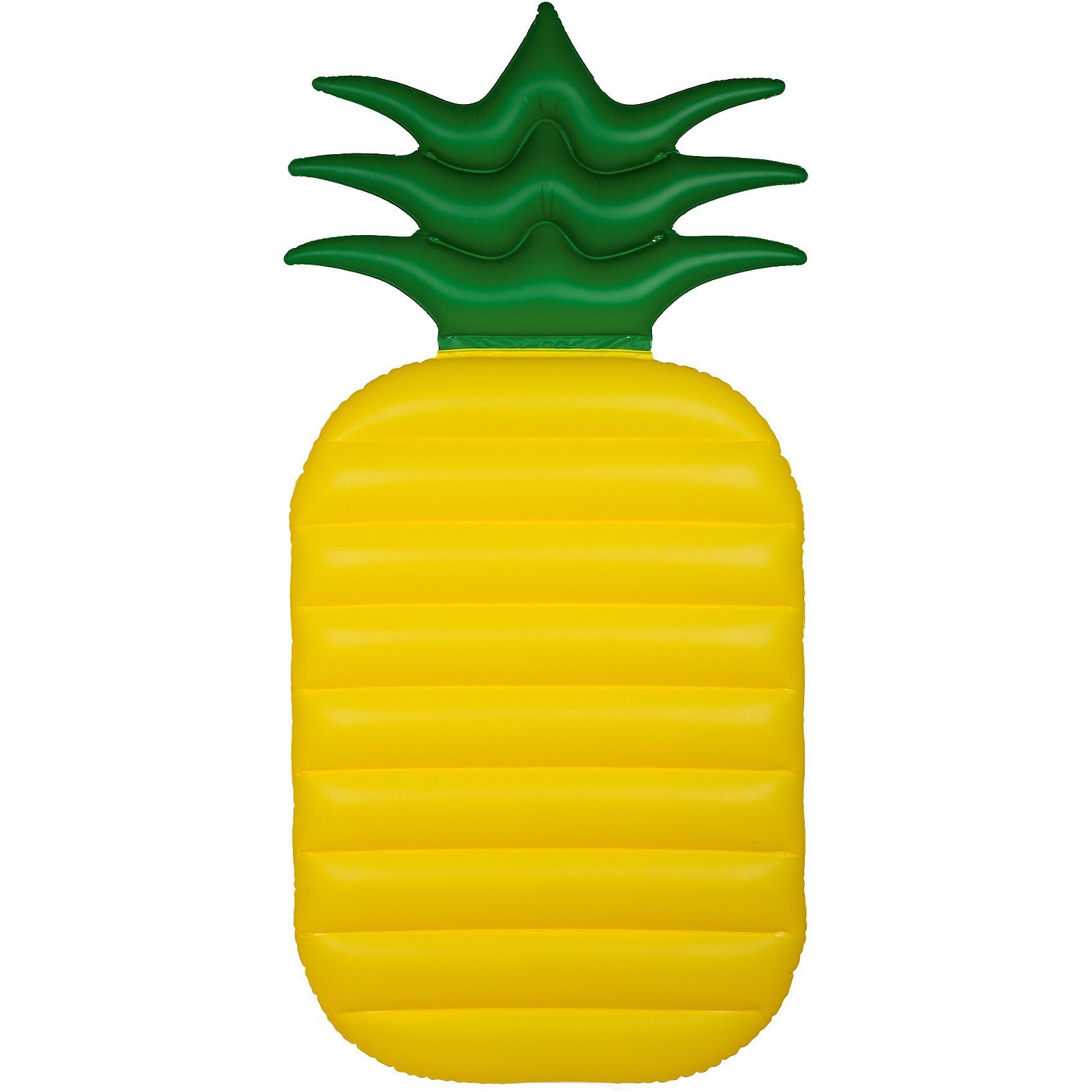 Luftmatratze Ananas, 165 x 80 cm