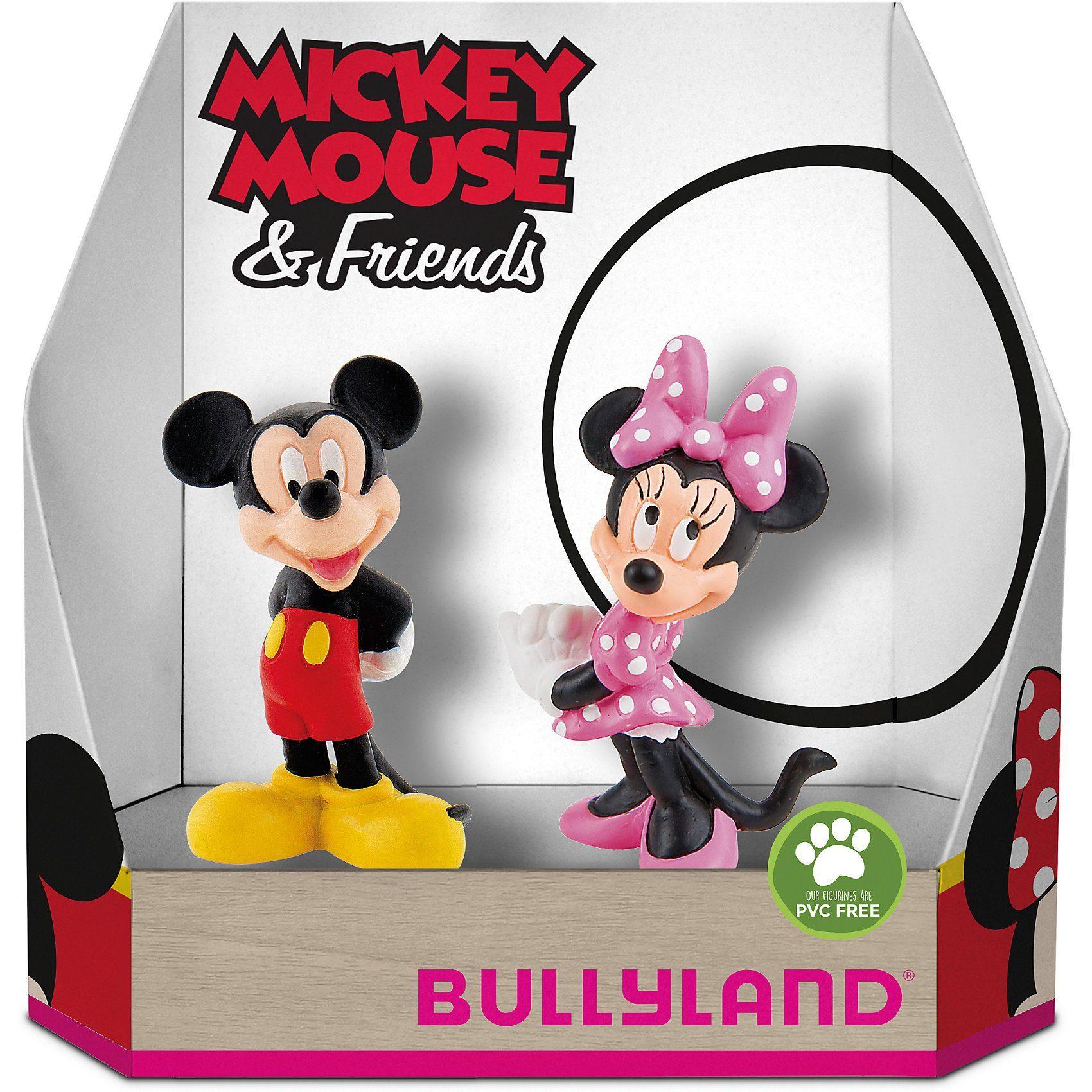 BULLYLAND Micky Geschenk-Set