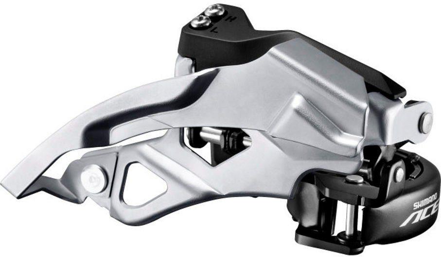 Shimano Schaltung »Acera Trekking FD-T3000 Umwerfer 3x9-fach Top«
