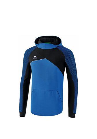 ERIMA Premium One 2.0 пуловер с капюшоном де...