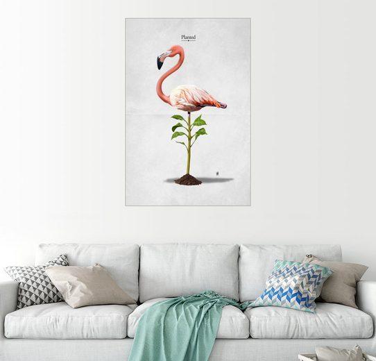 Posterlounge Wandbild - Rob Snow »Planted«