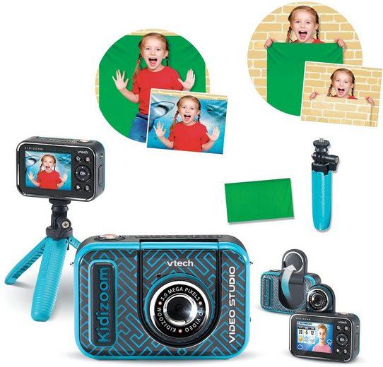 Vtech® »KidiZoom Video Studio HD« Kinderkamera (5 MP, inkl. Selfie-Funktion und Ministativ)