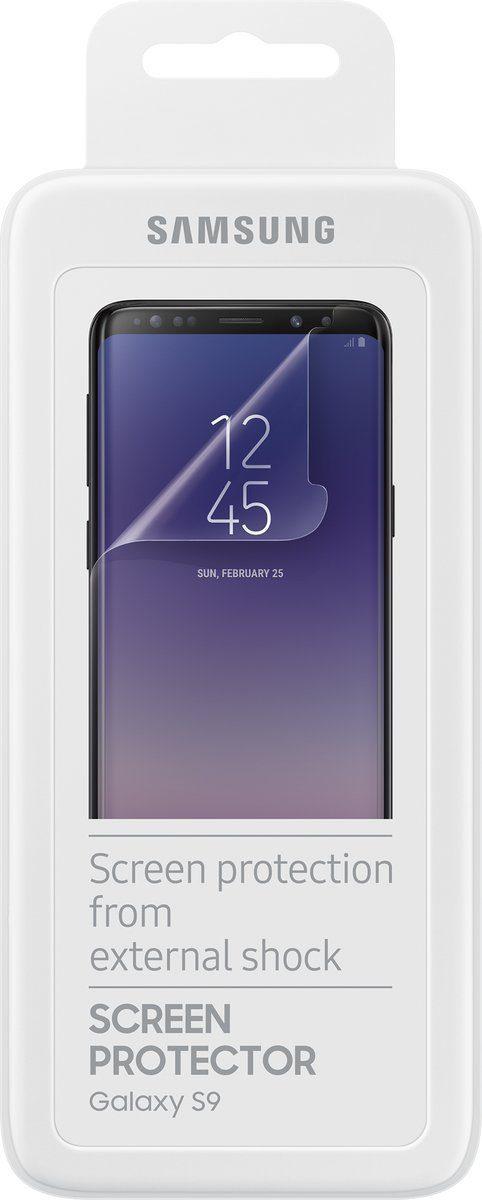 Samsung Folie »Display-Schutzfolie ET-FG960 für Galaxy S9«