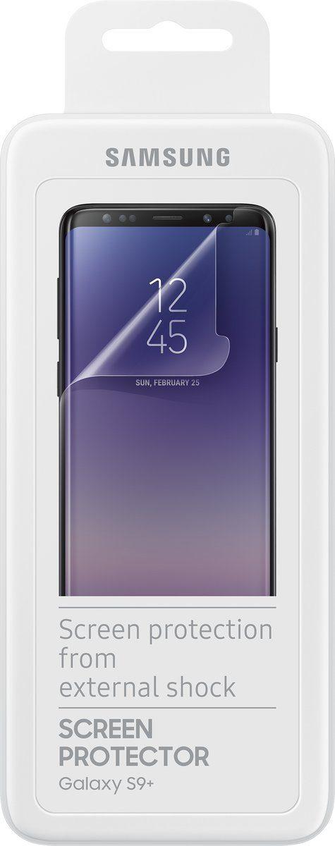 Samsung Folie »Display-Schutzfolie ET-FG965 für Galaxy S9+«