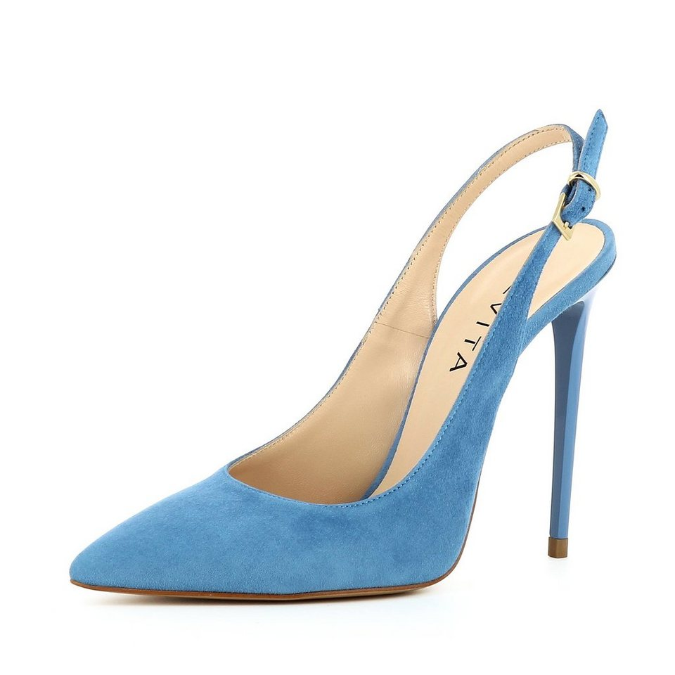 67116e96e0f1f7 Evita »LISA« Slingpumps online kaufen