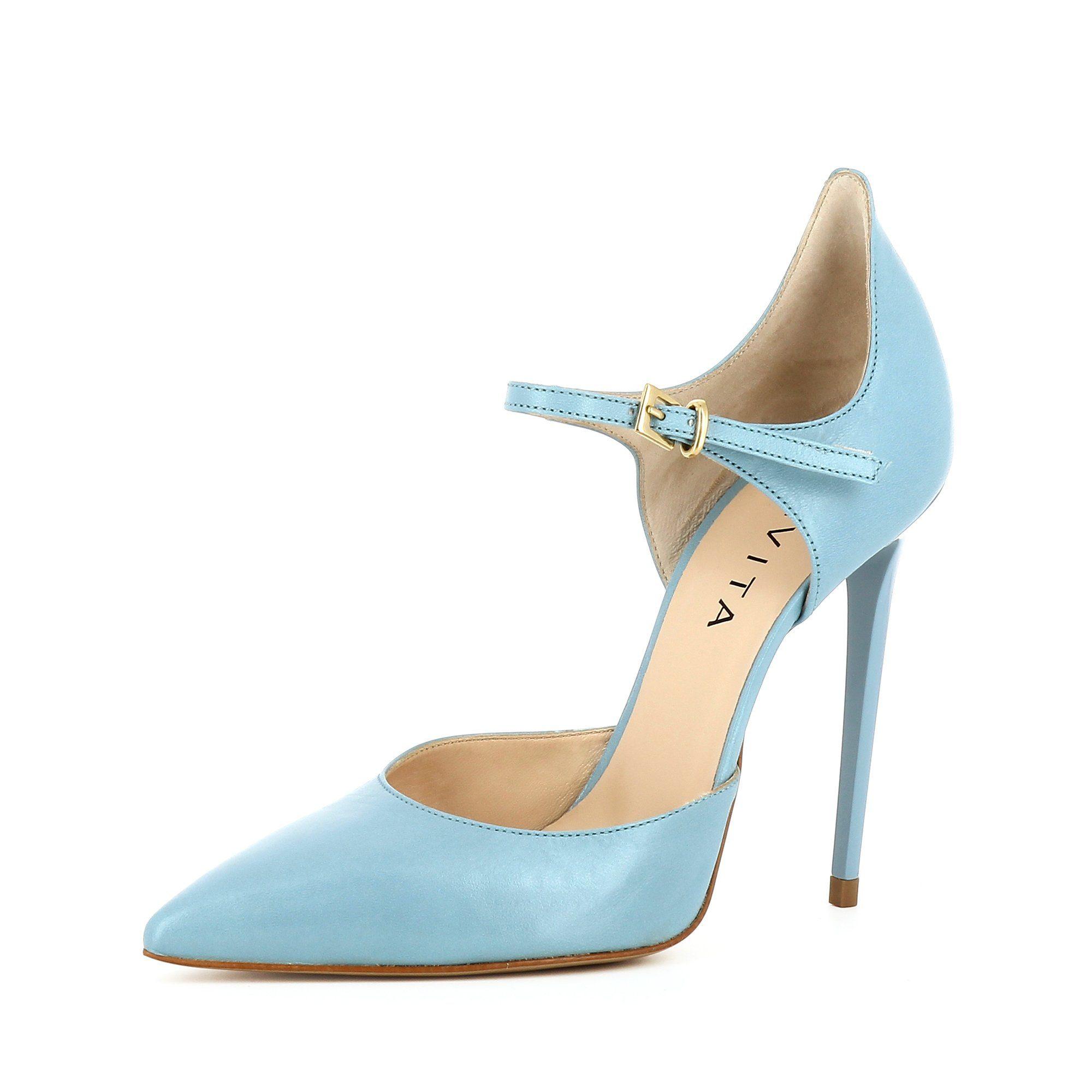 Evita LISA High-Heel-Pumps online kaufen  hellblau