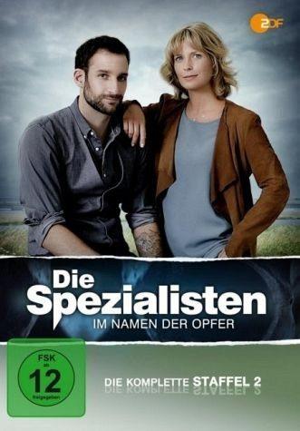 DVD »Die Spezialisten - Im Namen der Opfer - die...«