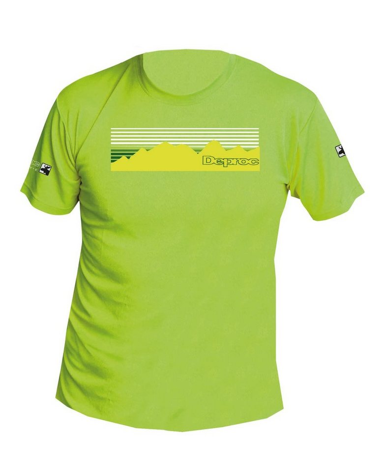 DEPROC Active Funktionsshirt »NAKIN MEN« | Sportbekleidung > Sportshirts > Funktionsshirts | Grün | DEPROC Active