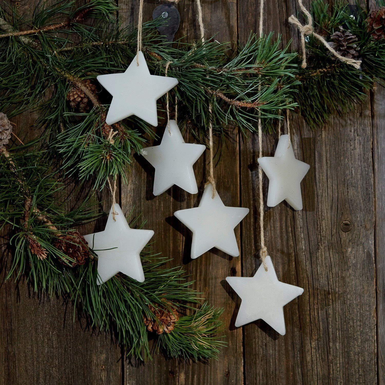Loberon Weihnachtsschmuck 6er Set »Tauri«