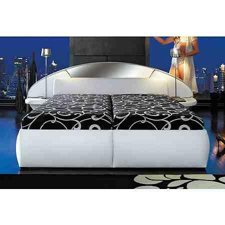 Betten: Kunstlederbetten