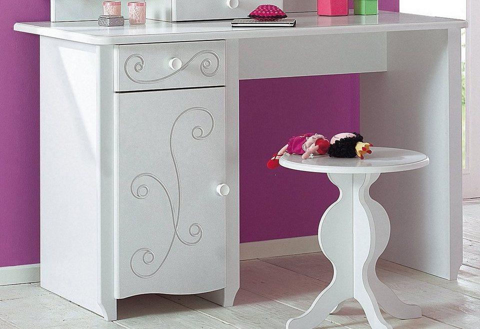 Parisot Schreibtisch »Allice« in weiß