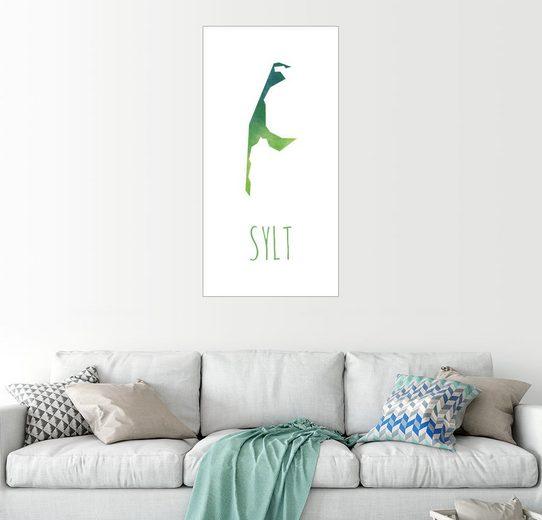 Posterlounge Wandbild - Stephanie Wittenburg »Sylt«