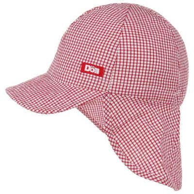 Döll Baseball Cap (1-St) Safaricap mit Schirm, Made in Turkey