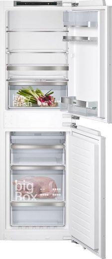 SIEMENS Einbaukühlgefrierkombination iQ500 KI85NADE0, 177,2 cm hoch, 55,8 cm breit