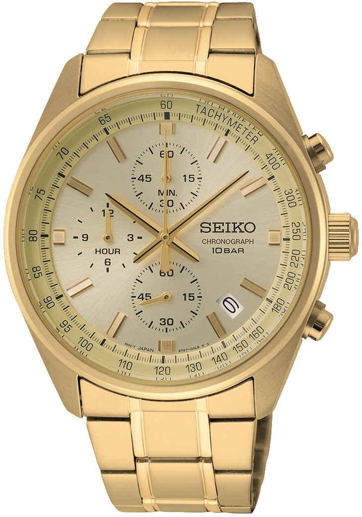 Seiko Chronograph »Seiko Chrono, SSB382P1«