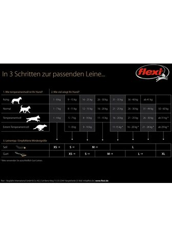 flexi Rollleine »New Comfort« Kunststoff 8 m...