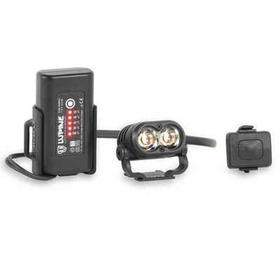 Lupine Helmlampe »Lupine Piko R4 SC 2100 Lumen Helmlampe mit Fernbed«