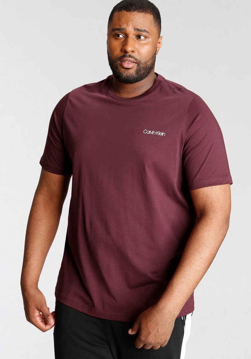 Calvin Klein Big&Tall T-Shirt »BT-COTTON CHEST LOGO T-SHIRT«