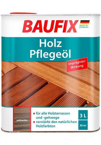 Baufix Holzschutzlasur »Palisander« 3 Liter b...