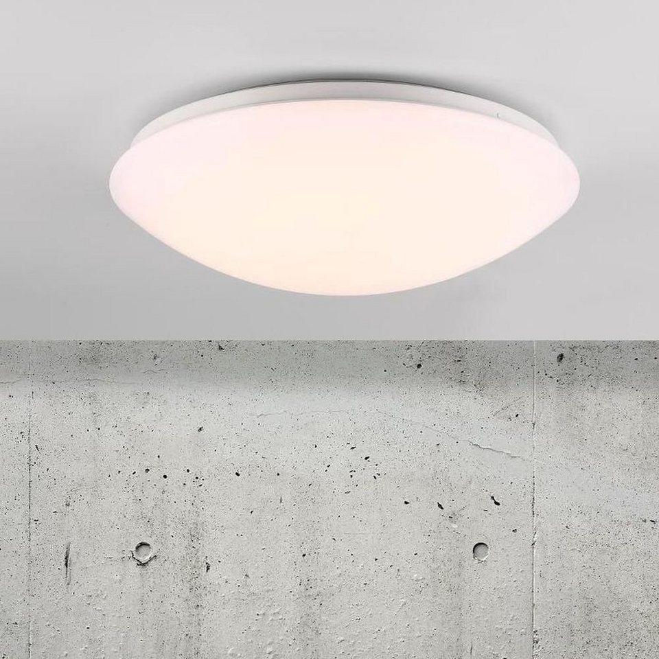 click licht Wandleuchte »LED Badezimmer Deckenleuchte Ask rund ...