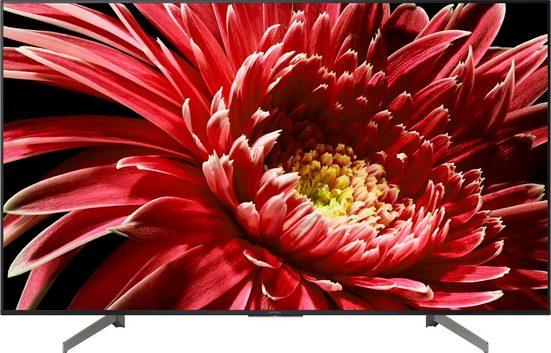Tv 85 Zoll : sony kd85xg8596 lcd led fernseher 215 cm 85 zoll 4k ultra hd smart tv online kaufen otto ~ Watch28wear.com Haus und Dekorationen