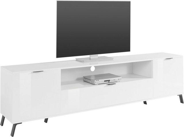 TV Möbel - KITALY TV Board »CASANOVA«, Breite ca. 220 cm  - Onlineshop OTTO