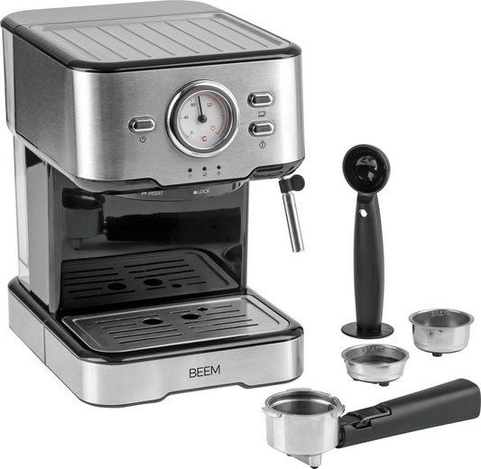 BEEM Siebträgermaschine Espresso Select