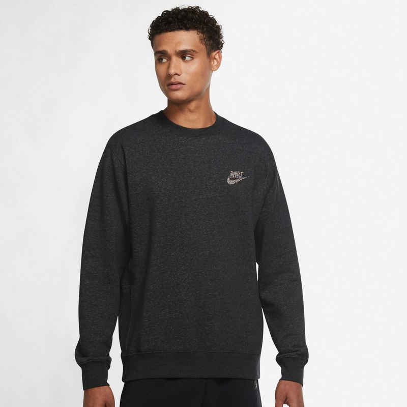 Nike Sportswear Sweatshirt »SPORT ESSENTIALS+ MENS SEMI-BRUSHED«