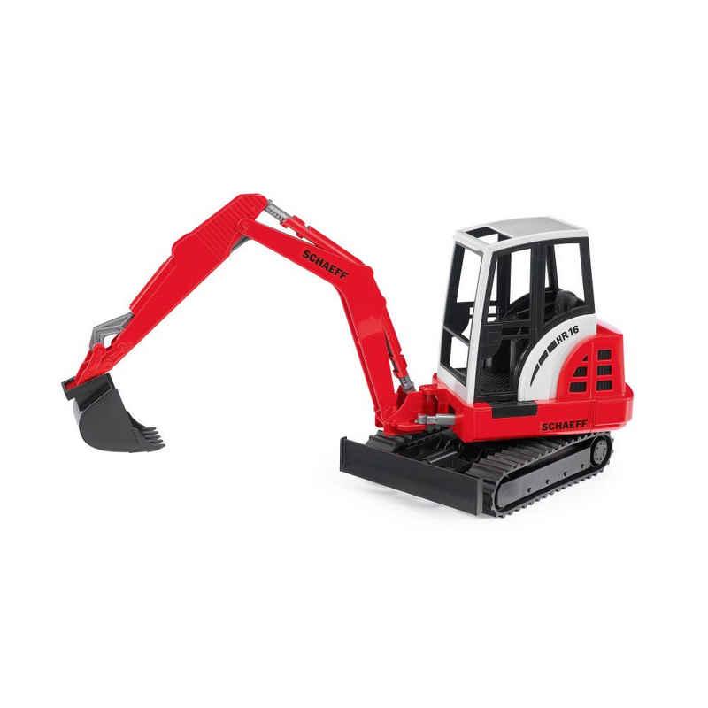 Bruder® Spielzeug-Bagger »Schaeff HR16 Mini«