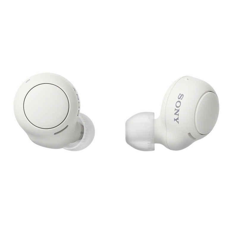 Sony »WF-C500« In-Ear-Kopfhörer (LED Ladestandsanzeige, Google Assistant, Siri, A2DP Bluetooth)
