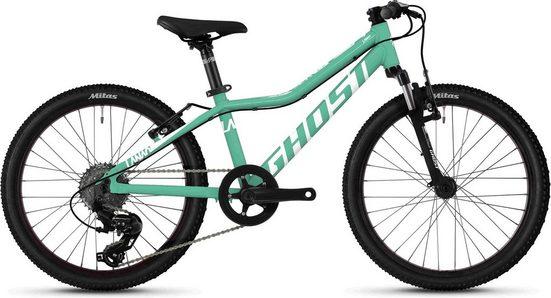 Ghost Mountainbike »Lanao 2.0 AL W«, 8 Gang Shimano Tourney TX RD-TX800 8-S Schaltwerk, Kettenschaltung, MIDDLE