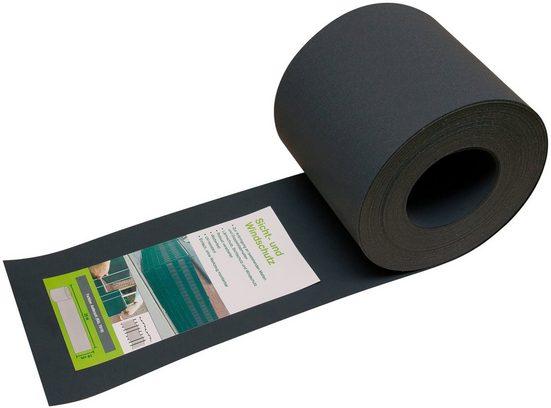 Sichtschutzelement , anthrazit, BxL: 19 cm x 25,5 m