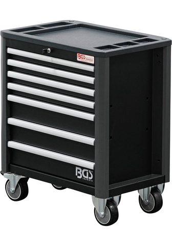 BGS Werkstattwagen 7 Schubladen