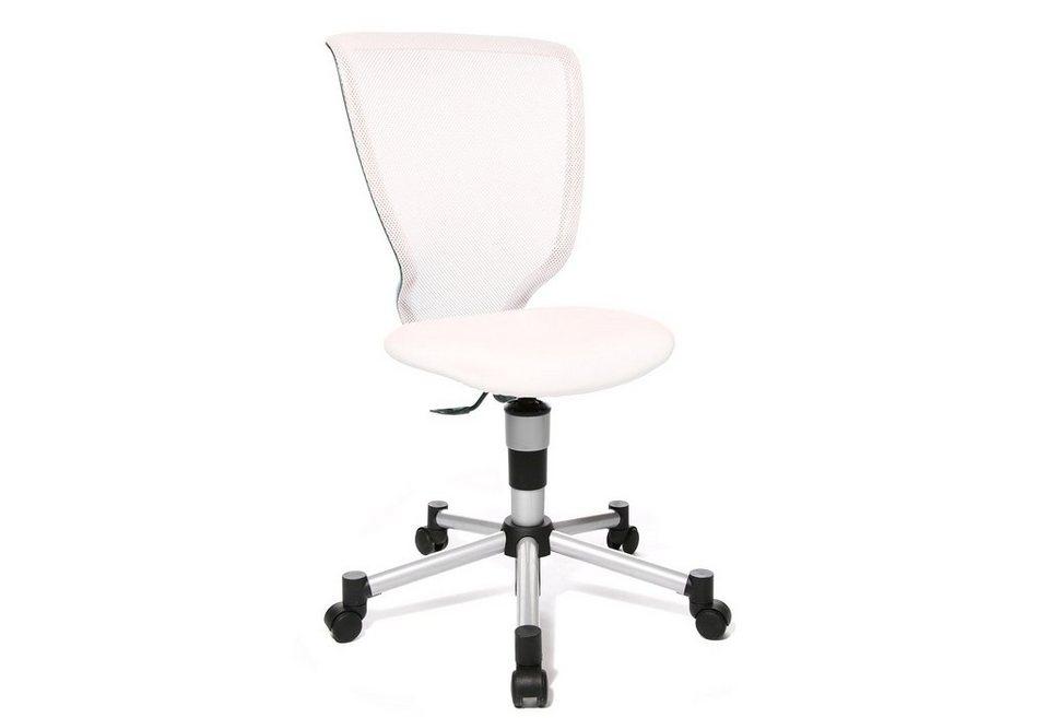 Topstar Drehstuhl »Titan Junior«, für Kinder geeignet, in 8 Farben in weiß