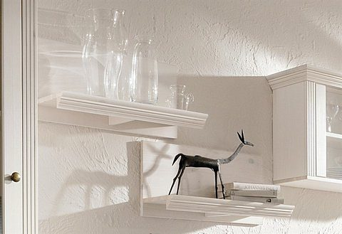 Wandregal-Set (2-tlg.), Home affaire, Breite 60 cm