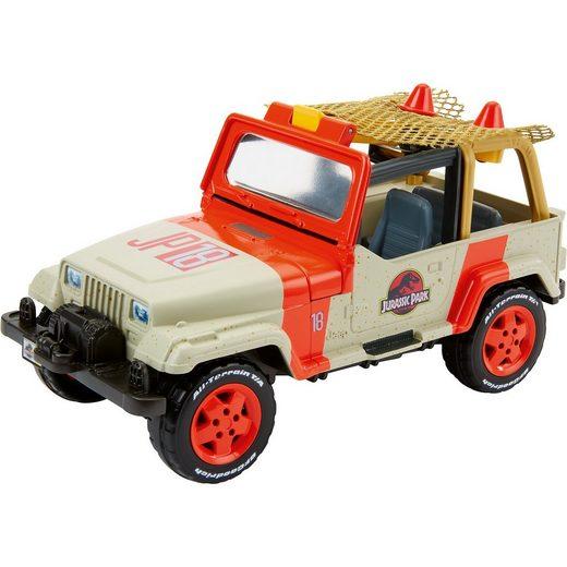 Mattel® Matchbox Jurassic World Jeep Wrangler & Net Trapper