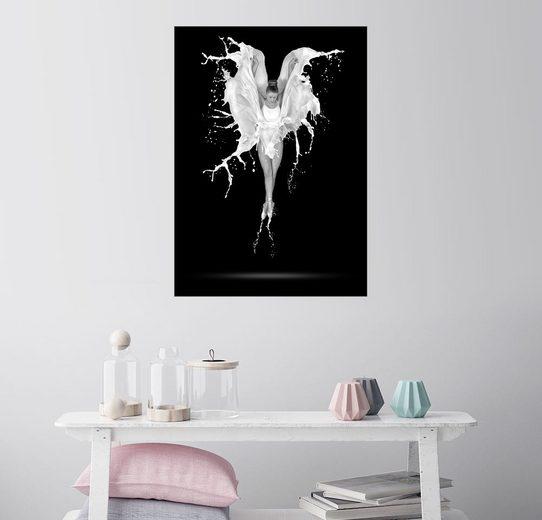 Posterlounge Wandbild - Pauline Pentony BA »Creme De Le Creme«