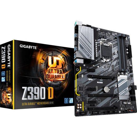 Gigabyte »Z390 D« Mainboard