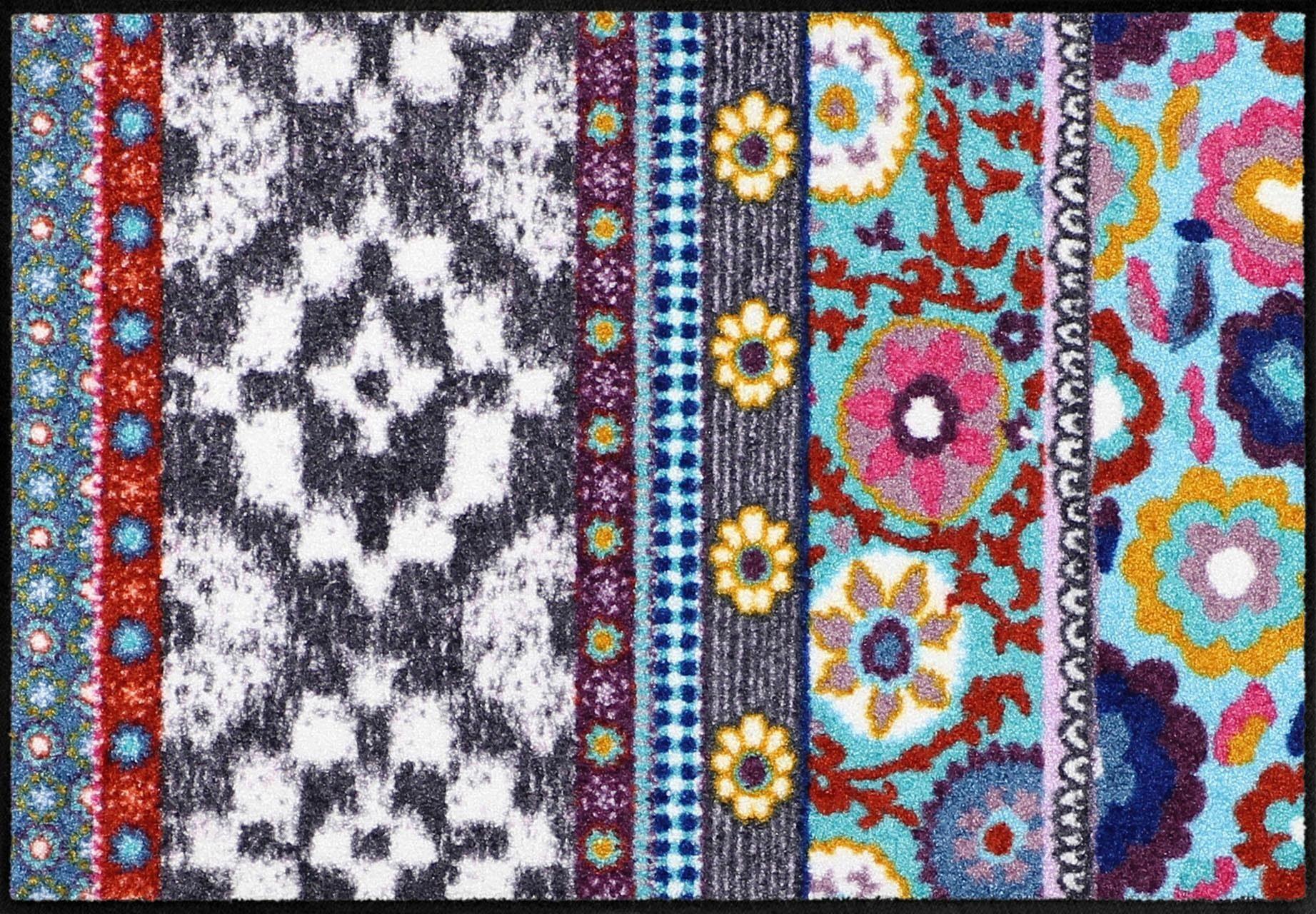 Fußmatte »Celesta«, Salonloewe, rechteckig, Höhe 7 mm, In- und Outdoor geeignet