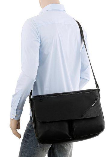 Bag Laptopfach Replay Gepolstertem Mit Messenger Bpcyavq0