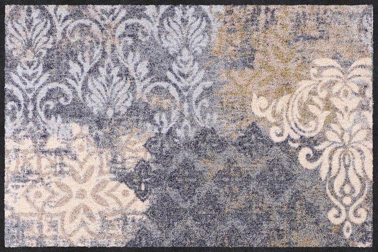 Fußmatte »Overlaying Ornament«, Salonloewe, rechteckig, Höhe 7 mm, In- und Outdoor geeignet