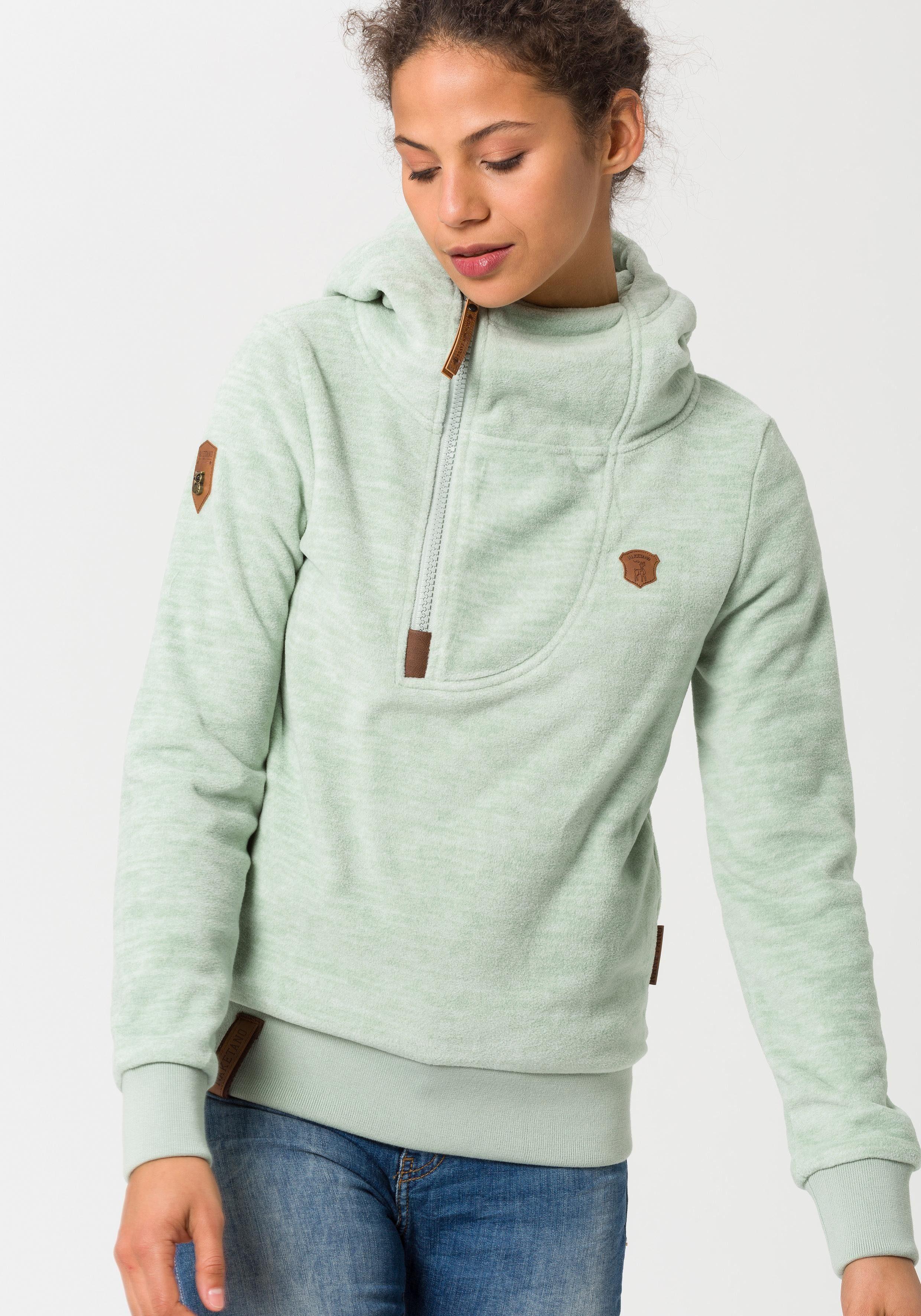 naketano Kapuzensweatshirt mit Kapuze, Weiche, wärmende Qualität online kaufen | OTTO